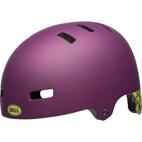 Bell Local Casque, matte/gloss plum covert